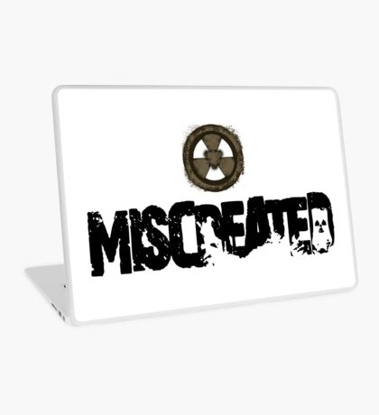 Miscreated Design 1 White (Official) Laptop Skin