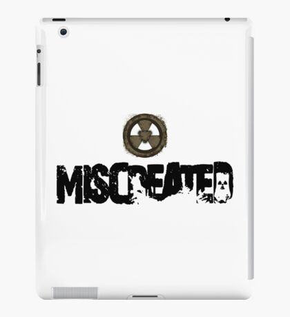 Miscreated Design 1 White (Official) iPad Case/Skin
