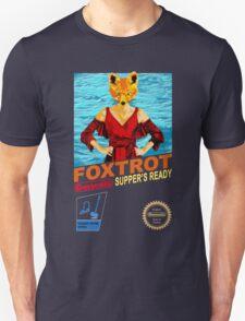 Foxtrot 8-bit T-Shirt