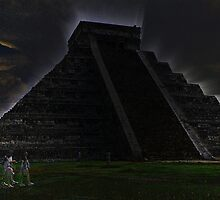Chichen Itza by Michelle Hamilton