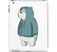 College Ice Bear iPad Case/Skin
