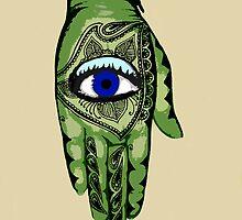 Hand 1 by Beth Achenbach