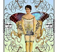 Fairy 3 by Mary Lyons
