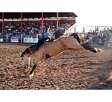 Out of the Chute Big Photographic Print