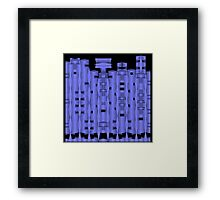 Ministry of Bandwidth Framed Print