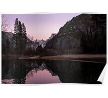 Half Dome Serenity Poster
