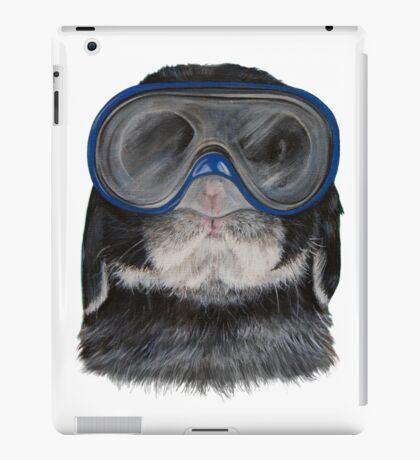 Bubba Loves Goggles iPad Case/Skin