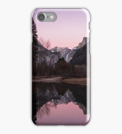 Half Dome Serenity iPhone Case/Skin