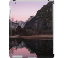 Half Dome Serenity iPad Case/Skin