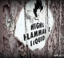Flammable Liquid by anthillmob74