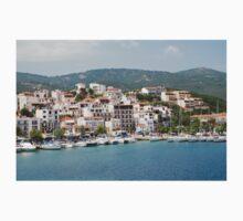 Skiathos island, Greece Kids Tee