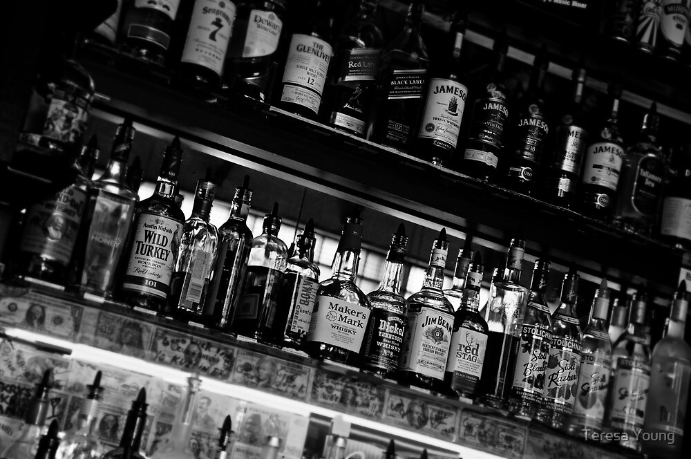 A Bartender's Dream by Teresa Young