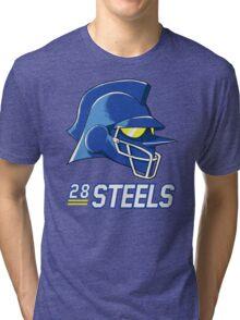 Team Steels Tri-blend T-Shirt