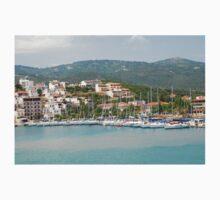 Skiathos coastline, Greece One Piece - Long Sleeve