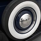 Spare Tire - Early Bush Bean Delivery Truck by glennc70000