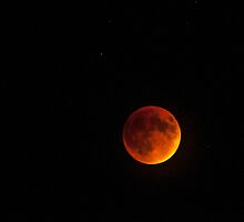 Super Moon Lunar Eclipse 2015 by barnsis