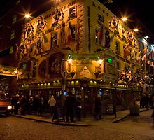 Temple Bar by Geckotwin