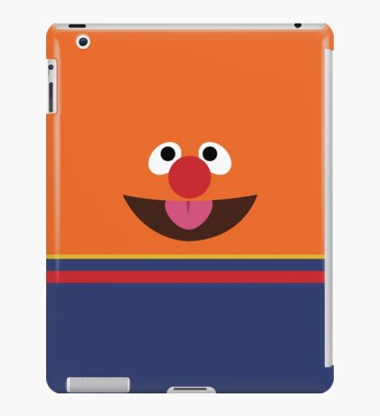 Ernie Sesame Street iPad Case/Skin
