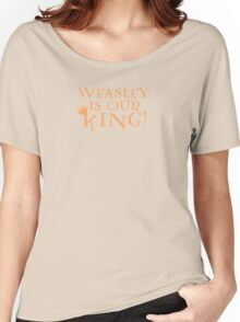 Weasley Is Our King! Women's Relaxed Fit T-Shirt