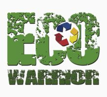 ECO Warrior Kids Tee