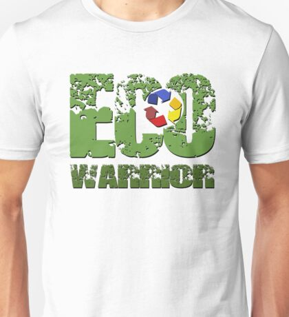 ECO Warrior Unisex T-Shirt