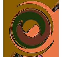 Yin-Yang Photographic Print