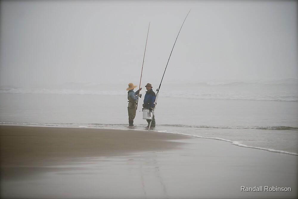 Oregon Fishing by Randall Robinson