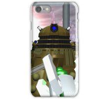 Daleks - Oops! iPhone Case/Skin