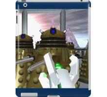Daleks - Oops! iPad Case/Skin