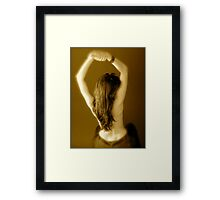 La vie et l'Amour  by Brown Sugar . Lean On Me - Michael Bolton . Favorites: 4 Views: 734 . Woo Hoo ! Doing the happy dance ! Thanks ! Framed Print