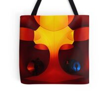 The Tree - inside Levity III Tote Bag