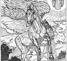 Revelation Return Of The King by Glenn McCarthy