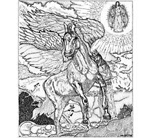 Revelation Return Of The King Photographic Print