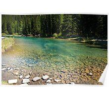 Mount Lorette Ponds Poster