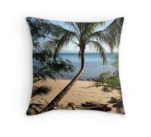 Bedarra Island  Throw Pillow