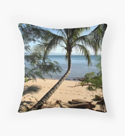 Bedarra Island  Throw Pillow