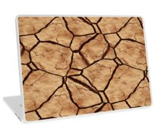 Cracked Earth 1 Laptop Skin