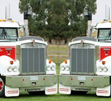 When two are better than one (The Kenworth) by PaulWJewell