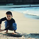 Mosman Beach by fRantasy