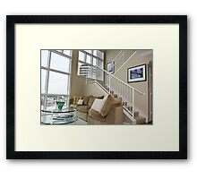 Breath Taking Penthouse - I have the SECRET LOCATION!! ASK ME it's for SALE Framed Print