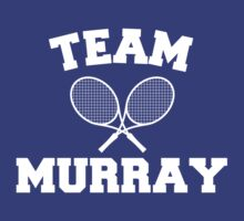 TEAM MURRAY by pravinya2809