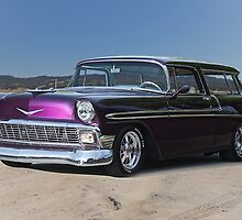 1956 Chevrolet Bel Air 'Nomad' Wagon by DaveKoontz