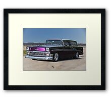 1956 Chevrolet Bel Air 'Nomad' Wagon Framed Print