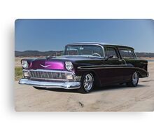 1956 Chevrolet Bel Air 'Nomad' Wagon Canvas Print