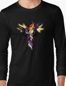 Sunset Shimmer and Twilight Sparkle Long Sleeve T-Shirt