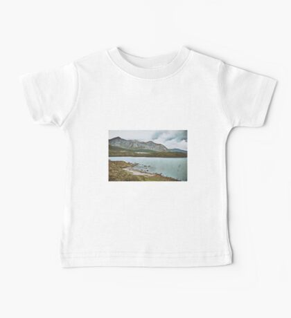 Mother Earth Is Breathing Baby Tee