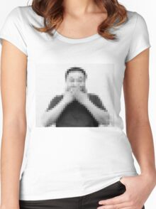 Ai Weiwei Women's Fitted Scoop T-Shirt