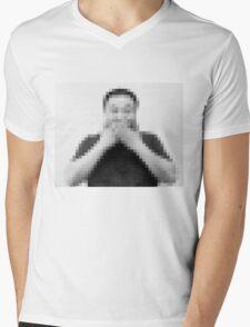 Ai Weiwei Mens V-Neck T-Shirt