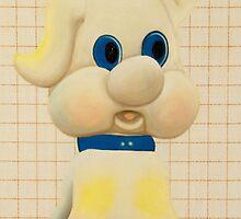 little big head  by Anna  Goodhind
