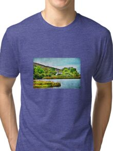 Lake House Tri-blend T-Shirt